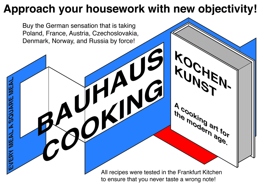 Bauhaus Cooking