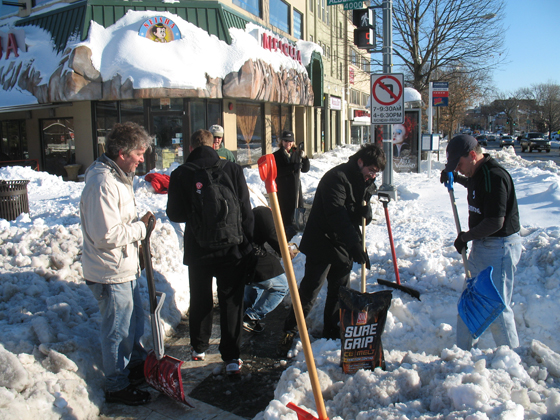tenleytown shovel